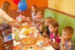 Празднование детского дня рождения в пиццерии «Пепперс Пицца» (Pepper's Pizza) в городе Обнинске