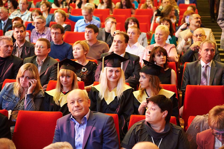 Торжественное мероприятие, посвящённое первому выпуску молодых специалистов медицинского факультета ИАТЭ НИЯУ МИФИ