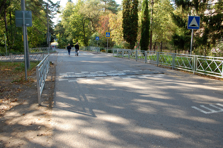 Проблемы улицы Пирогова в городе Обнинске