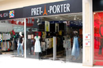 Магазин одежды «Прет-а-Порте» (Pret-A-Porter) в городе Обнинске