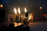 Церемония открытия летнего сезона «pro.fire» в 2011 году в городе Обнинске