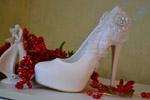 Туфли невесты от салона «Престиж» в городе Обнинске