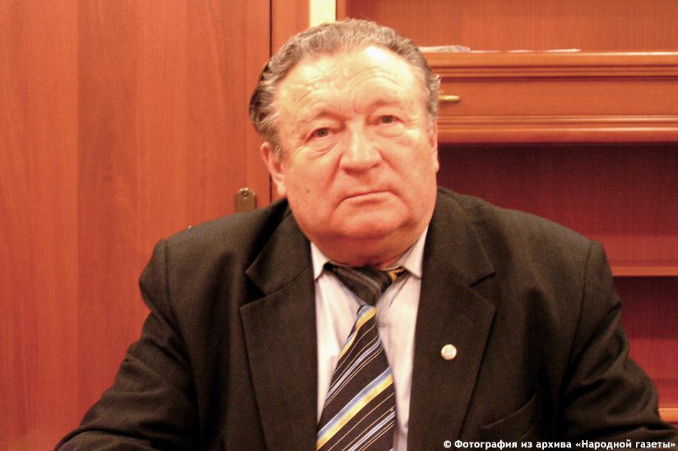 Пётр Иванович Напреенко