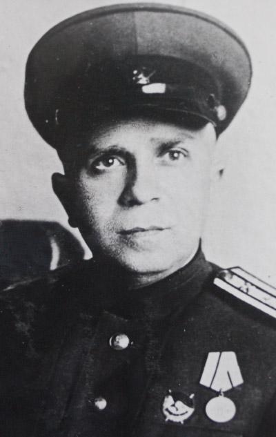 Пётр Иванович Захаров