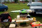 Чемпионат Обнинска по радиоуправляемым моделям гоночных лодок