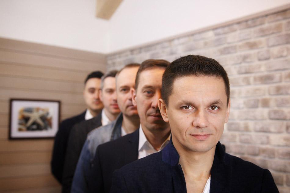 Музыкальная группа «Регион 40» в городе Обнинске