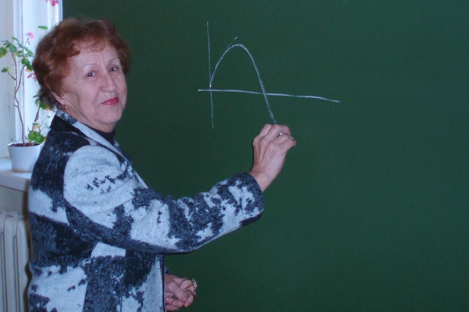 Римма Георгиевна Суханова