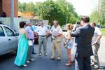Комиссия проверяет качество дорожных работ в городе Обнинске