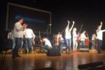 Концерт симфонического оркестра «RockestraLive» в городе Обнинске