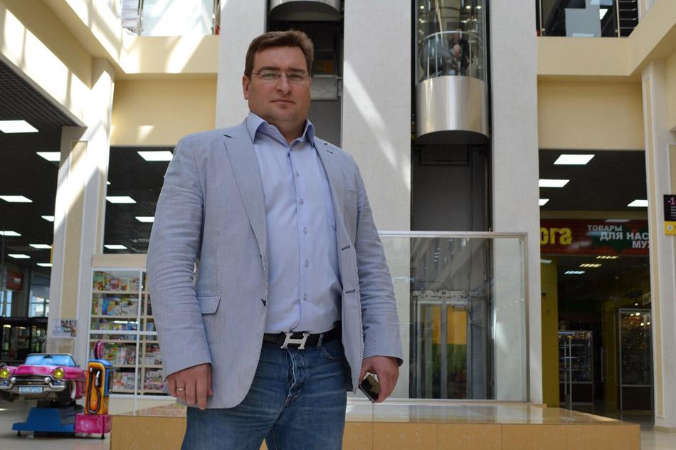Роман Георгиевич Анциферов