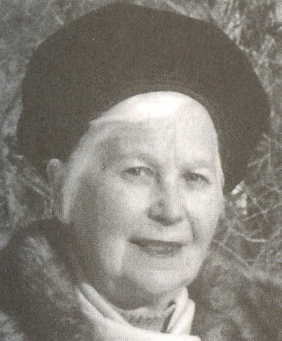 Роза Гавриловна Никитина