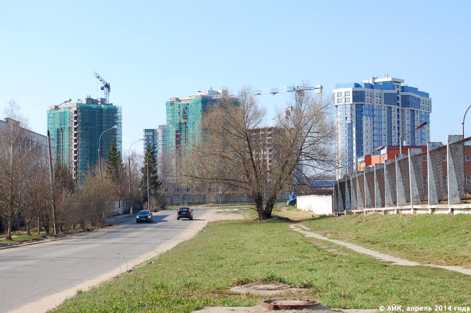Самсоновский проезд в городе Обнинске