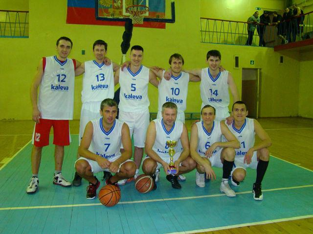 Баскетбольная сборная города Обнинска
