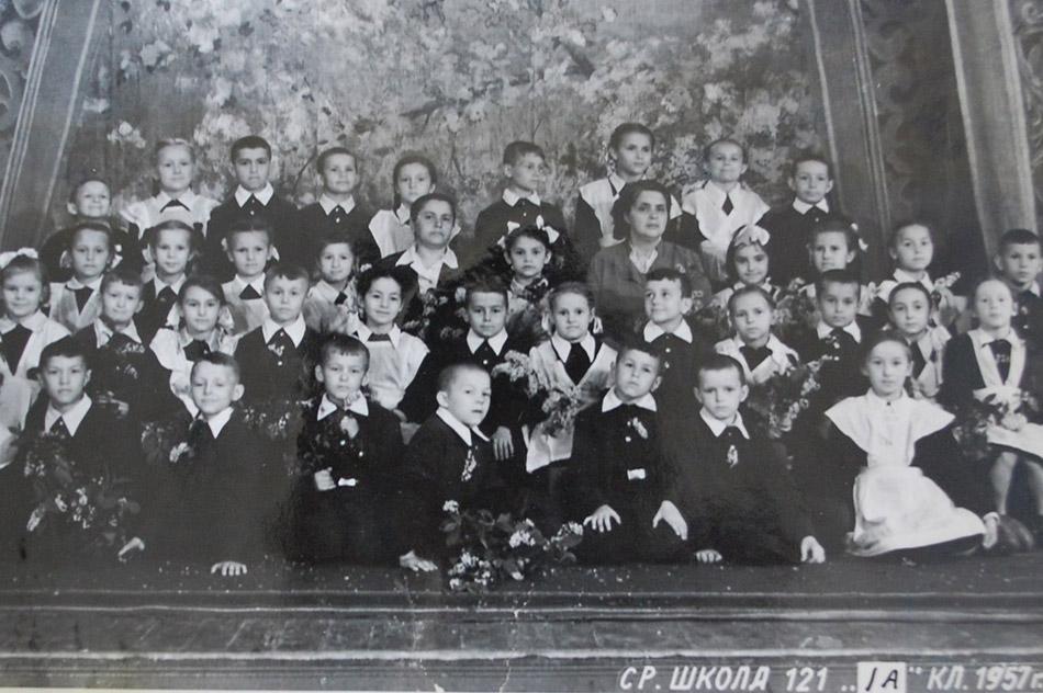 Школа №121 в городе Обнинске