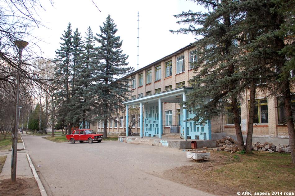 Школа №6 в городе Обнинске