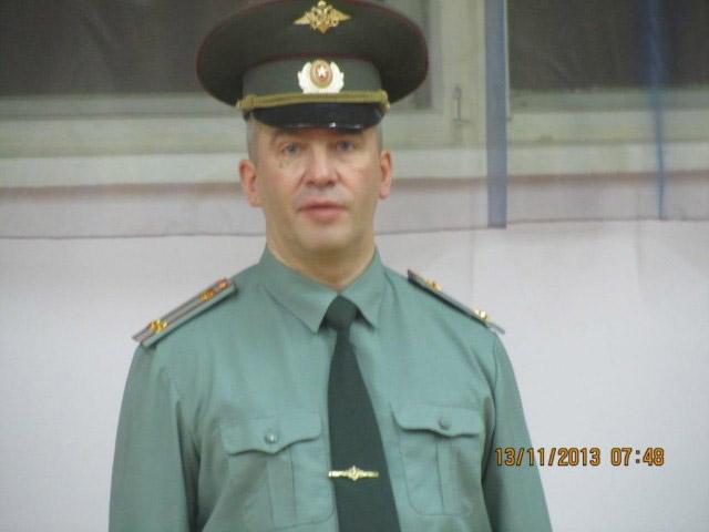 Сергей Александрович Солодухо