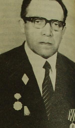 Сергей Георгиевич Акимов
