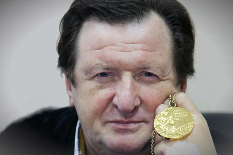 Сергей Петрович Новиков