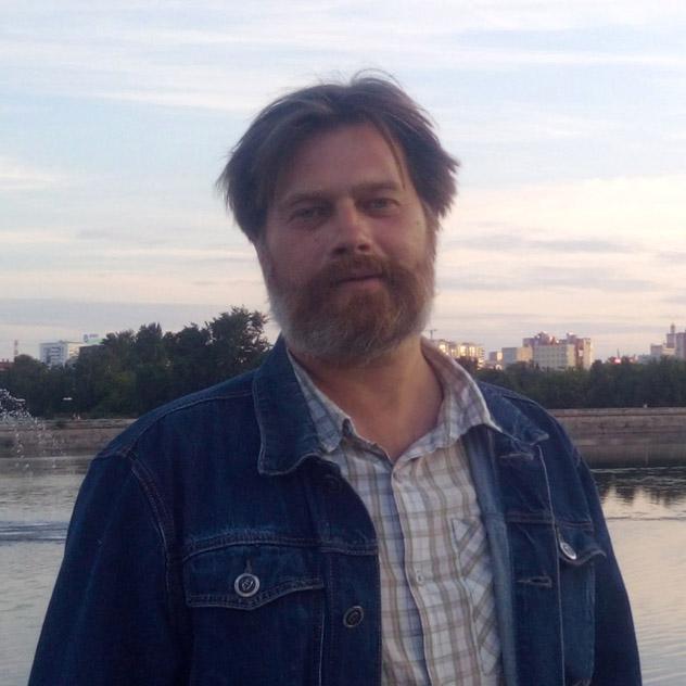 Сергей Вячеславович Лопухов