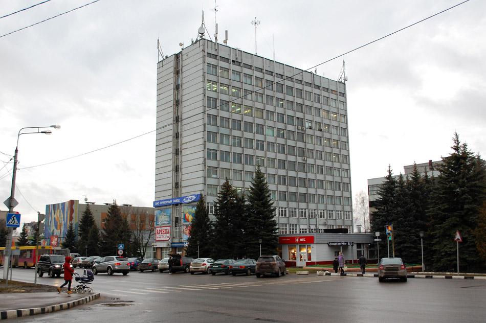 Приборный завод «Сигнал» в городе Обнинске