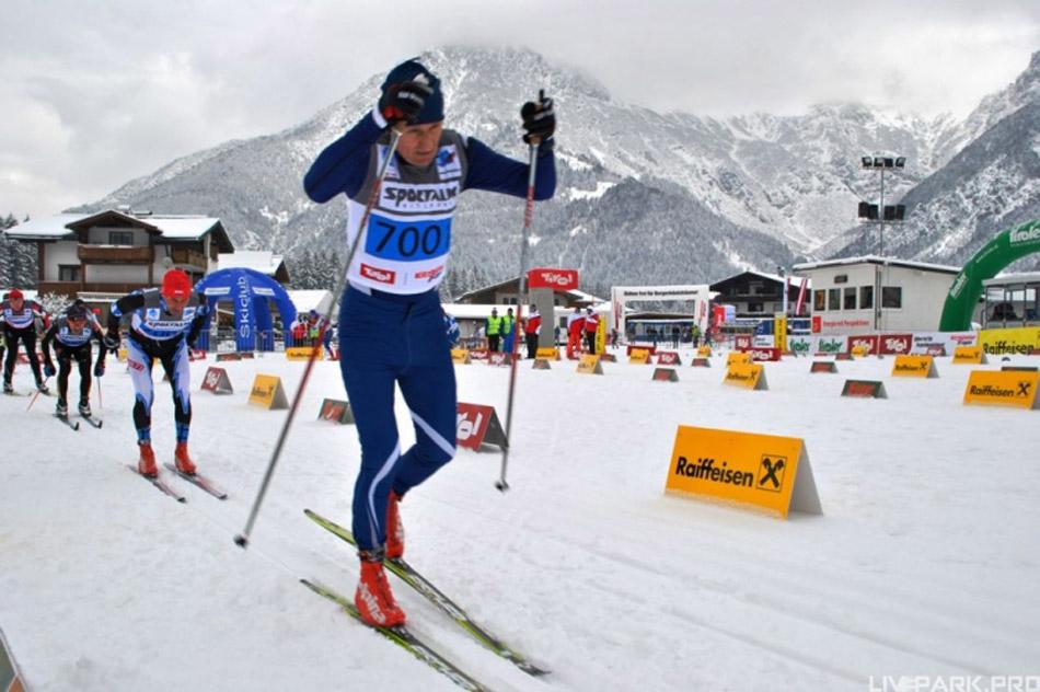 Обнинские ветераны лыжных гонок в Австрии
