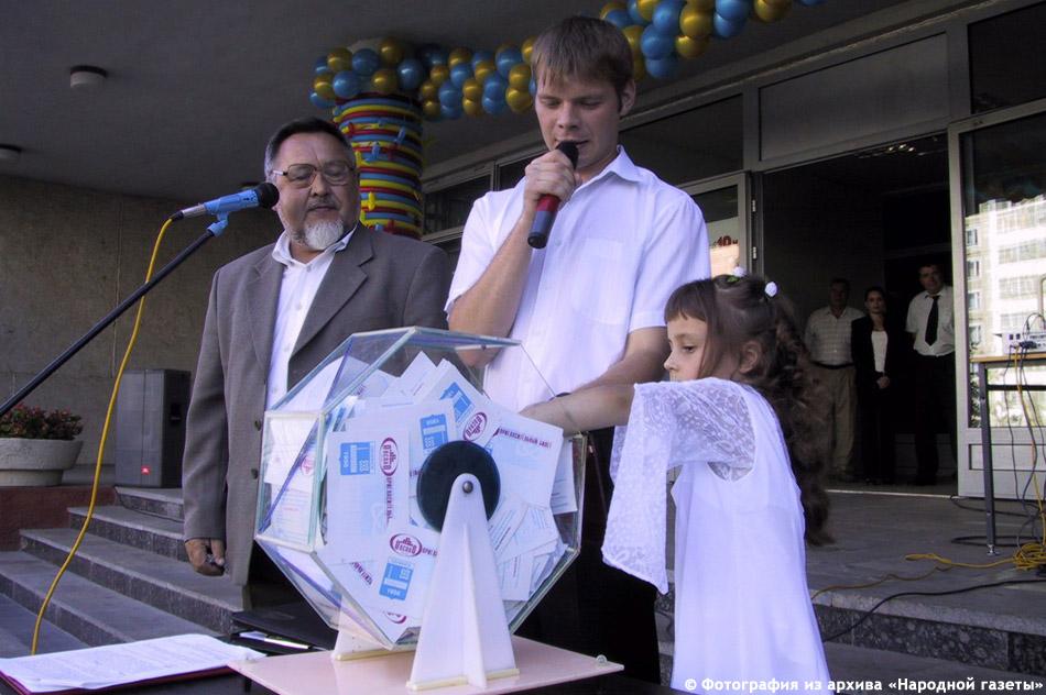 Игорь Михайлович Склизков с Анатолием Владимировичем Умеровым в 2002 году