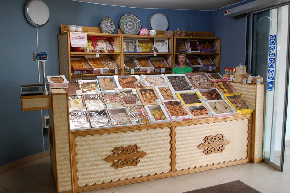 Магазин «Сладости» в городе Обнинске