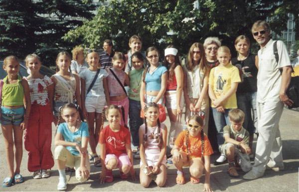 Хореографический театр «С.О.Л.Н.Ц.Е.» в городе Обнинске