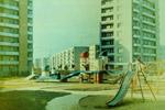 Детская площадка «Союз-Аполлон» в городе Обнинске