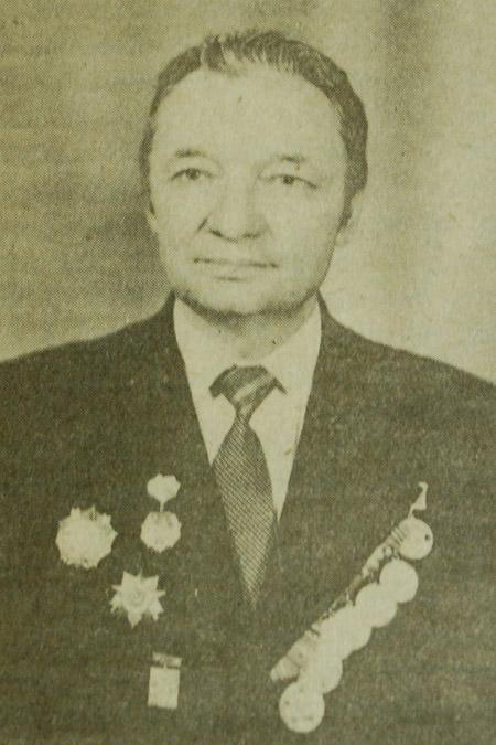 Станислав Романович Холев
