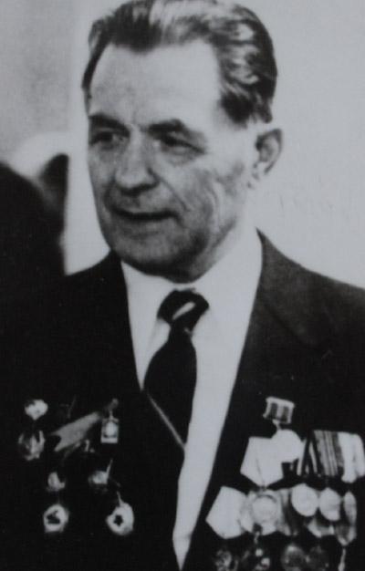 Степан Васильевич Майстришин
