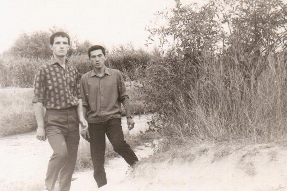 Валерий Фёдорович Степаненко и Владимир Борисович Серебренников