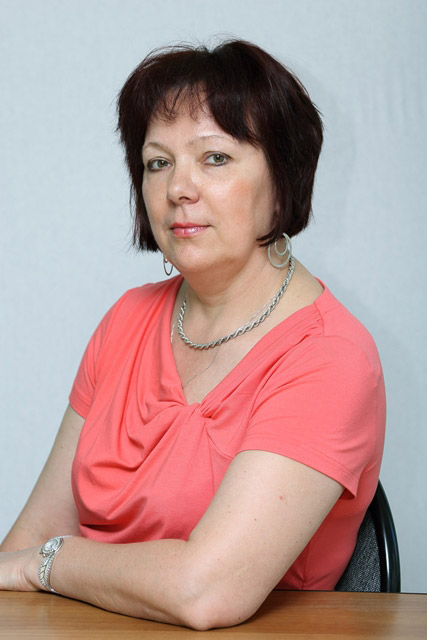 Светлана Альбертовна Шарина