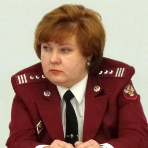Светлана Александровна Рожкова