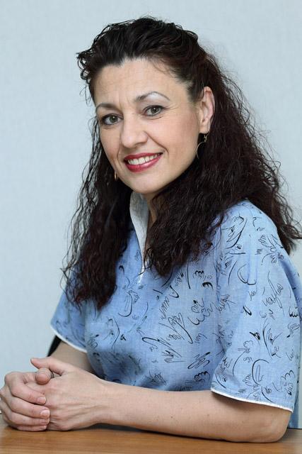 Светлана Анатольевна Фоканова