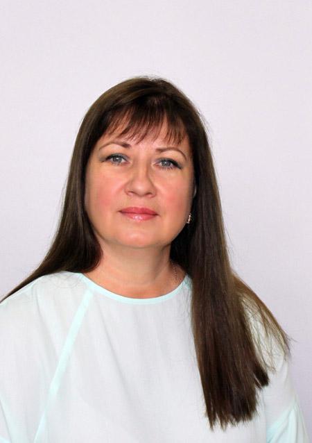 Светлана Борисовна Кевбрина