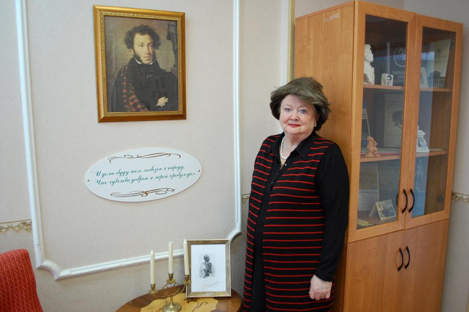 Светлана Дмитриевна Сивачок