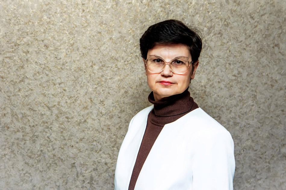 Светлана Ивановна Антонова