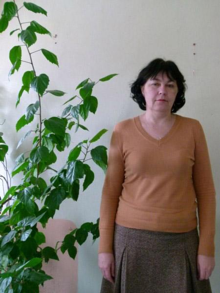 Светлана Ивановна Воржева