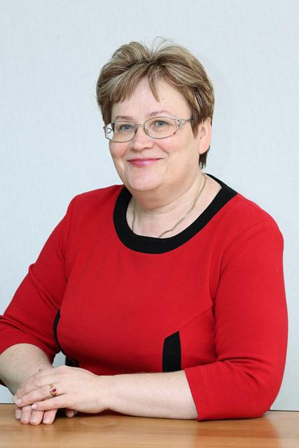 Светлана Михайловна Зубачёва