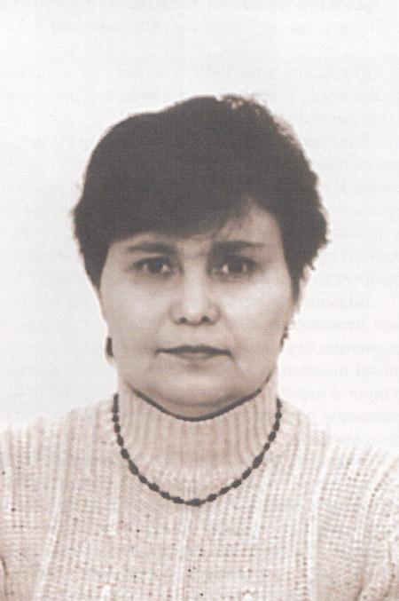 Светлана Михайловна Лужецкая