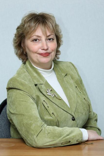 Светлана Николаевна Попенскова