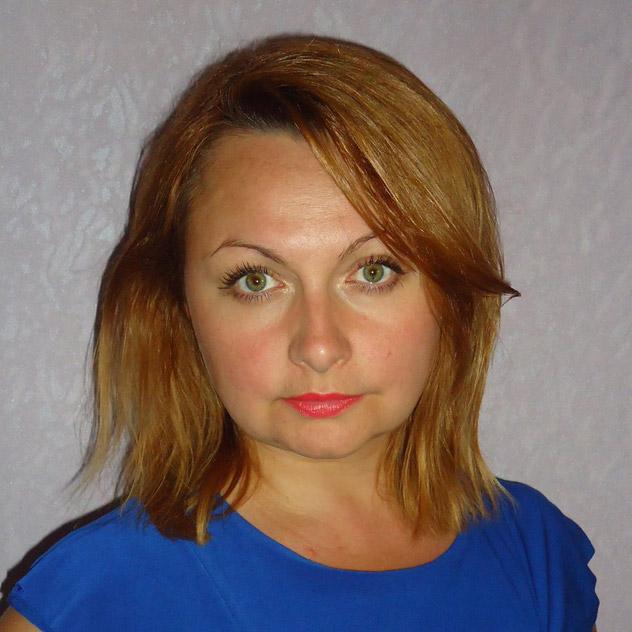Светлана Николаевна Зацаринная