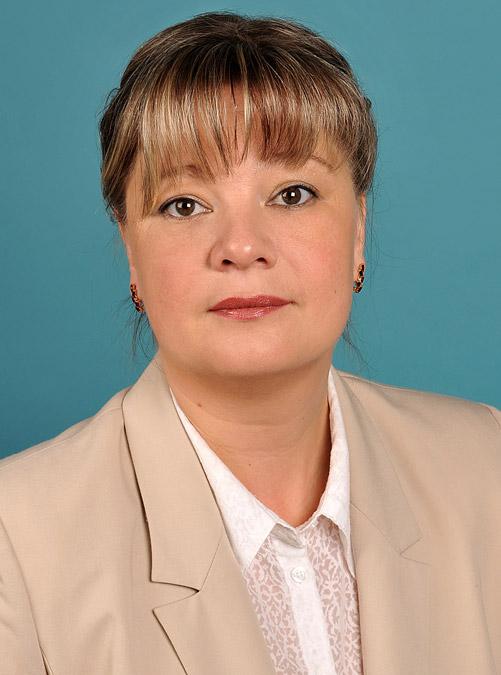 Светлана Павловна Мартынова