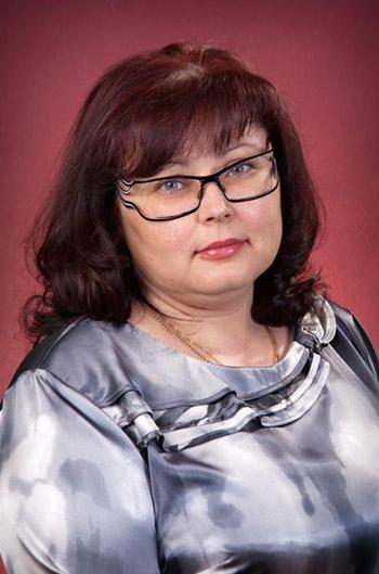 Светлана Петровна Чернышова