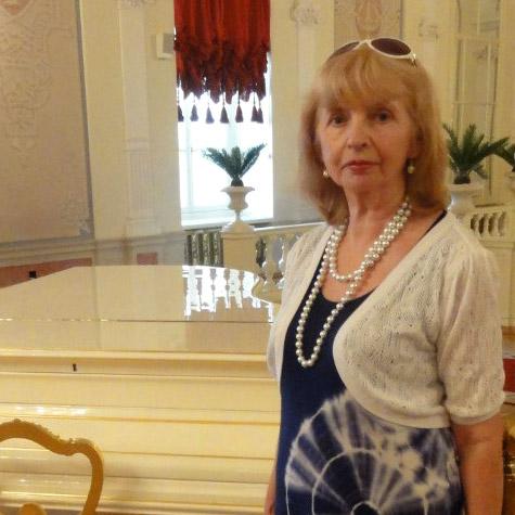 Светлана Петровна Красуцкая