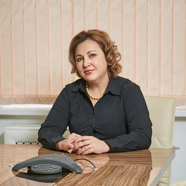Светлана Юрьевна Овчинникова