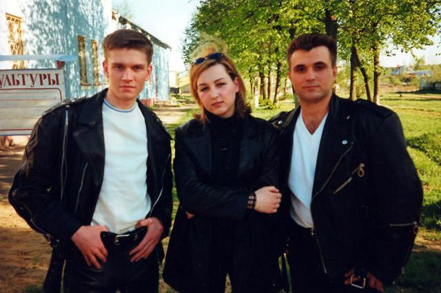 Музыкальная группа «Так просто» в городе Обнинске