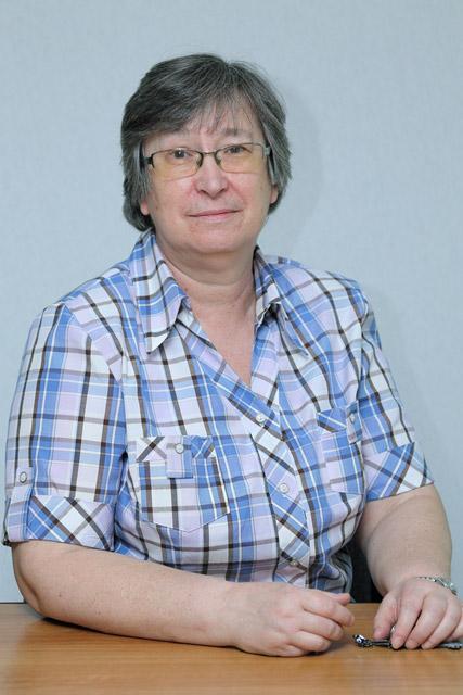 Тамара Петровна Ткачёва