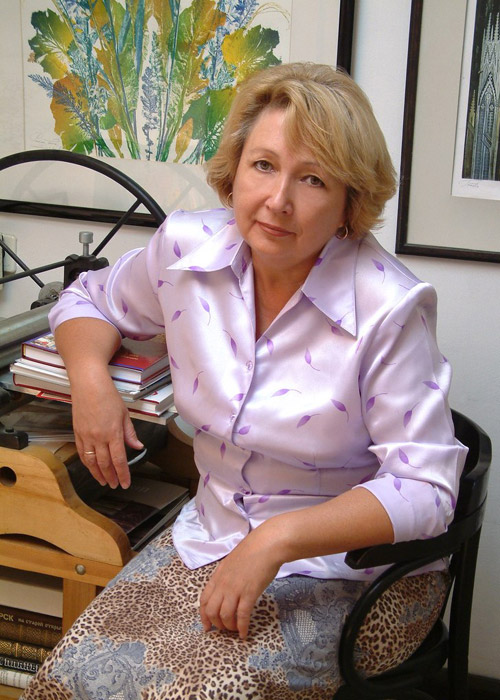 Тамара Васильевна Шубина
